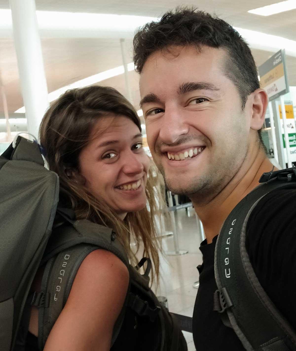 koruventurers-en-el-aeropuerto-de-barcelona